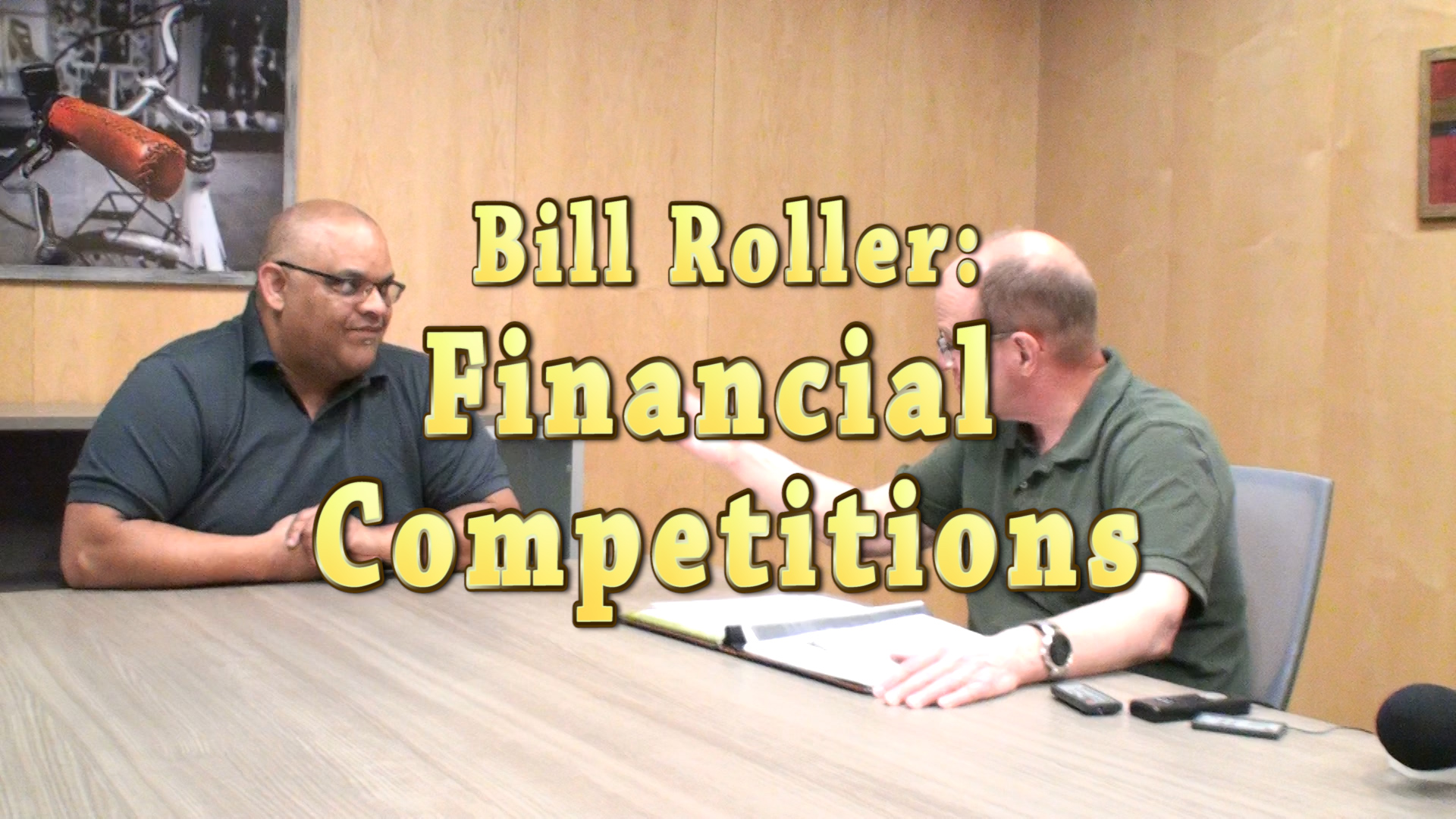 Financial Competitions